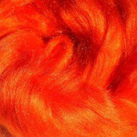 -     Bengal Tiger             FREE Shipping within US 7030 MerinoTussah Silk ROVING