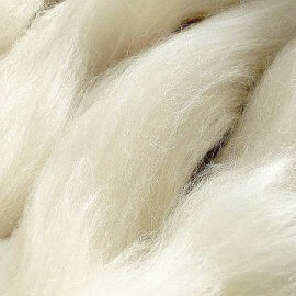 Wool with Silk