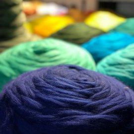 European Merino Wool Full Roving