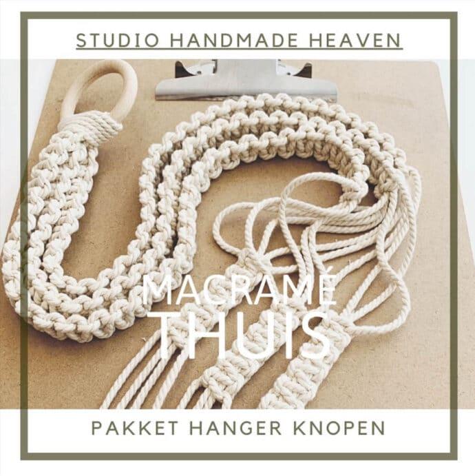 Handmade Heaven Hanger Knopen Pakket