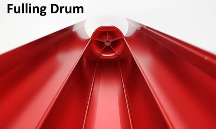Fulling Drum / Voltrommel