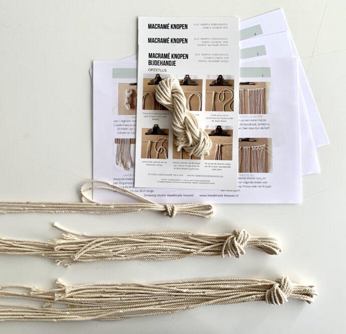 Handmade Heaven Feestslinger Knopen Pakket