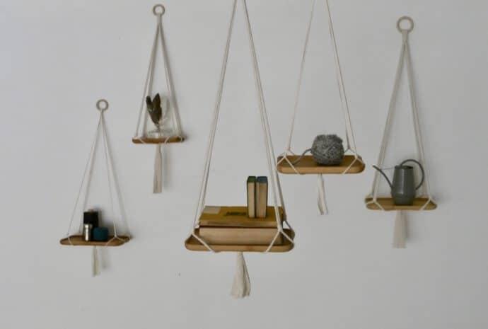 Handmade Heaven Hanger met Trey Pakket