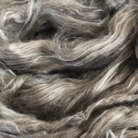 Yak and Silk Roving